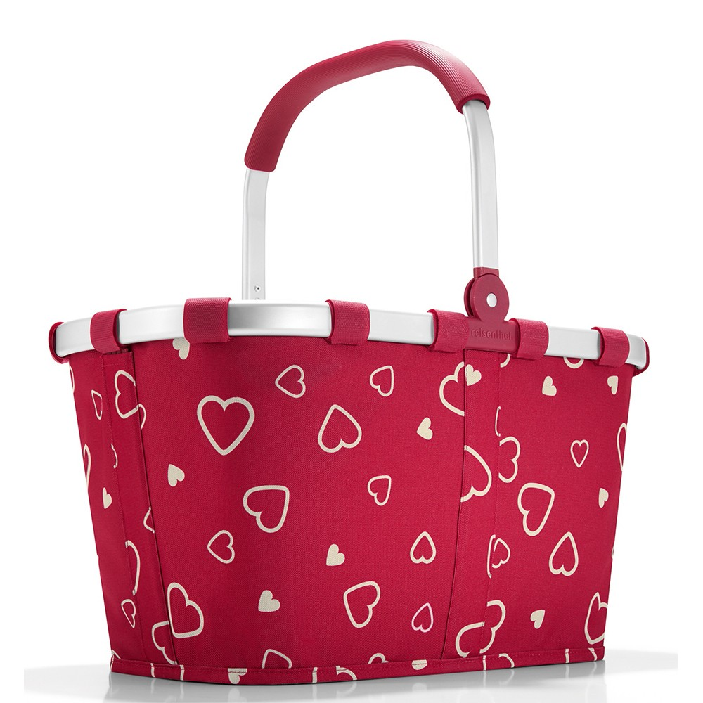 Корзина Carrybag hearts