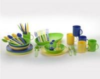 Набор посуды для пикника UCSAN (39 предметов)