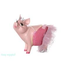 Копилка «Свинка-принцесса»