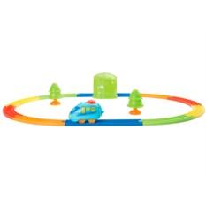 Развивающая игрушка TOMY PlasticToys Мой первый поезд