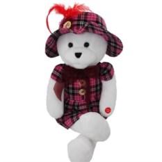 Поющая игрушка Медведица Марфуша