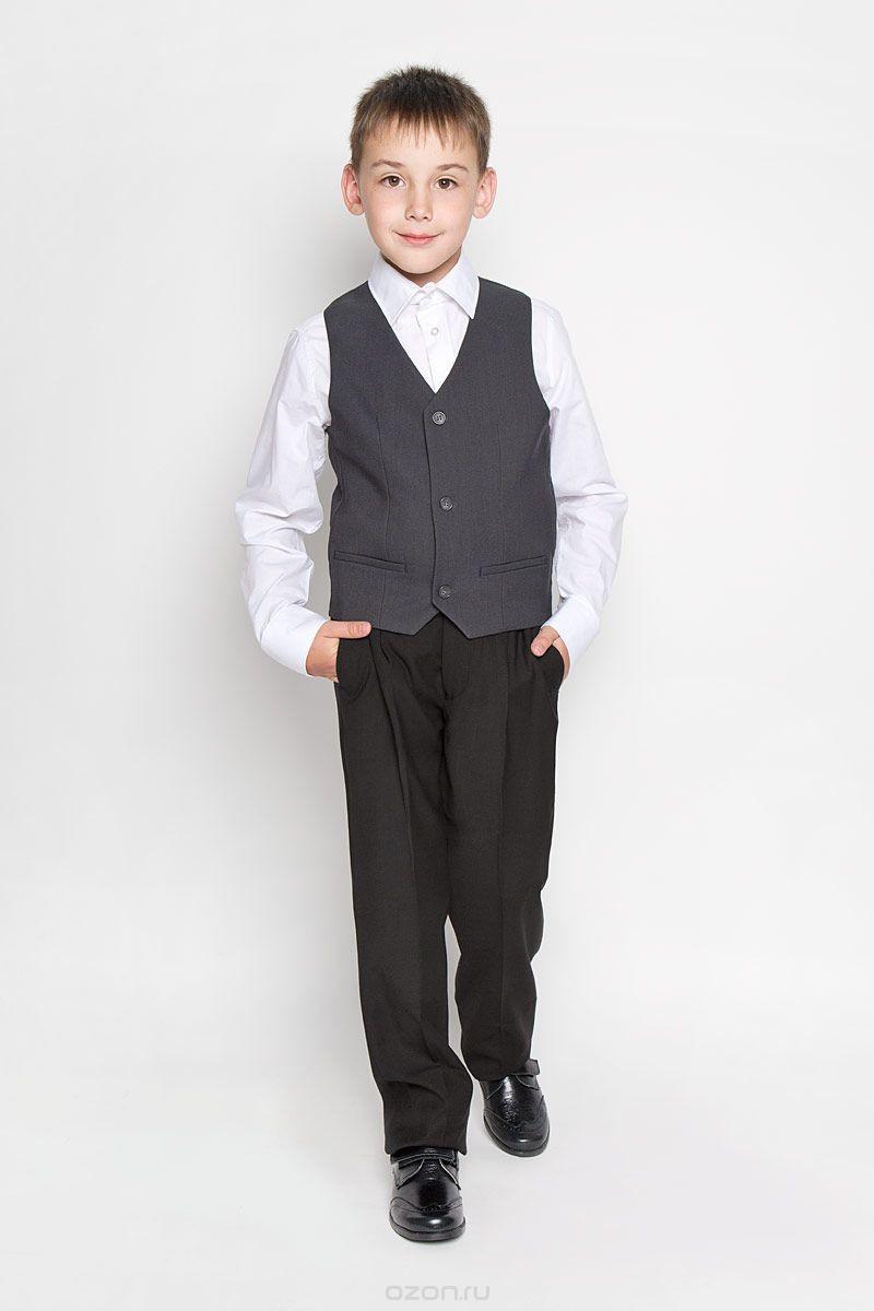 Классический жилет для мальчика Orby School