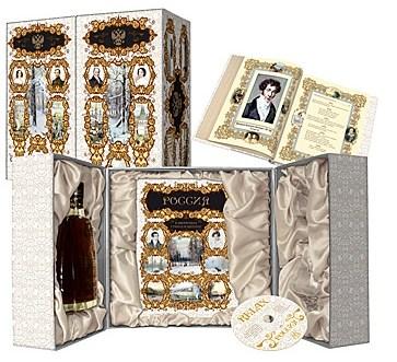 Подарочный набор Старейшина Россия 1
