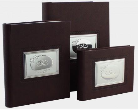 Подарочный кожаный фотоальбом V10802