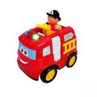 Развивающая игрушка Пожарная машина