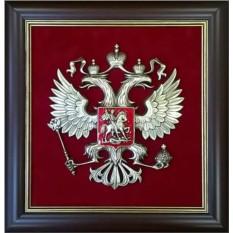 Большая плакетка Моя Россия