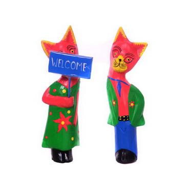 Комплект фигурок Welcome