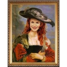 Оригинальный портрет бухгалтеру