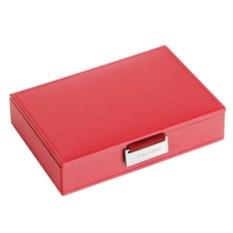 Шкатулка для драгоценностей LC Designs красного цвета
