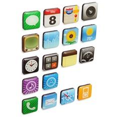 Магниты-иконки Apple