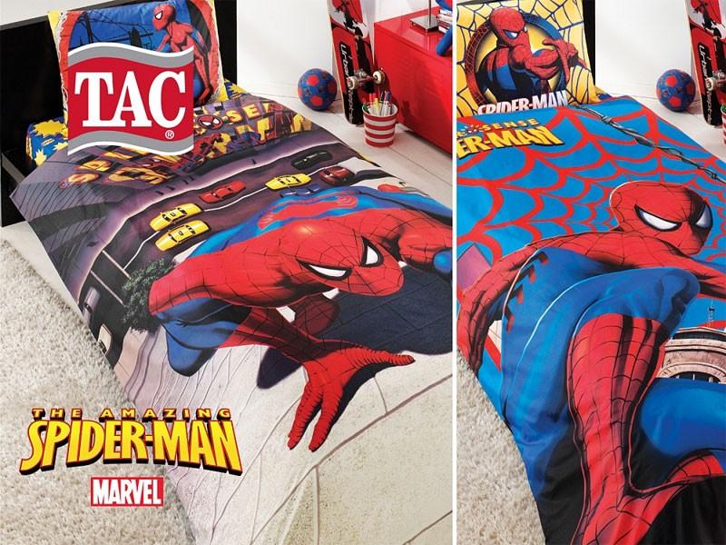 Сине-красное детское белье Spiderman Sence Gossmaer Tac