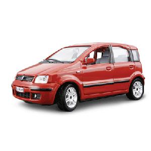Сборная модель Машина Fiat Nuova Panda (2003) 1/24