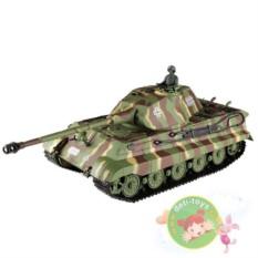 Радиоуправляемый танк HENG LONG German King Tiger