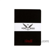 Тетрадь Voodoo Books Travel Notes