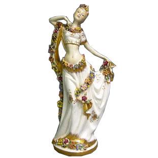 Статуэтка «Дама»