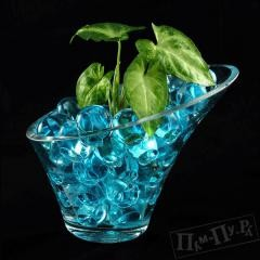 Кристально чистая почва (голубая)