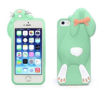 Чехол 3d Moschino Кролик для Iphone 5/5S 5-2031