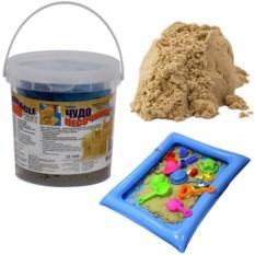 Набор «Чудо-песочница» 1,3 кг.