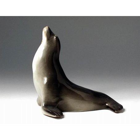 Анималистическая скульптура «Тюлень»