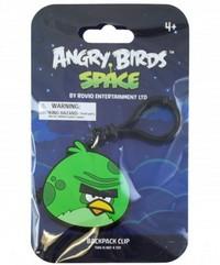 Брелок на рюкзак Monster Bird Space