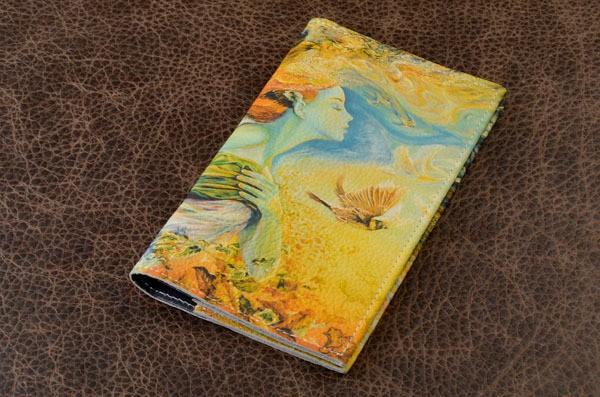 Кошелек. Коллекция Mahaon «Создание лета»