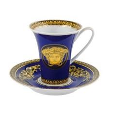 Кофейная пара Medusa Versace
