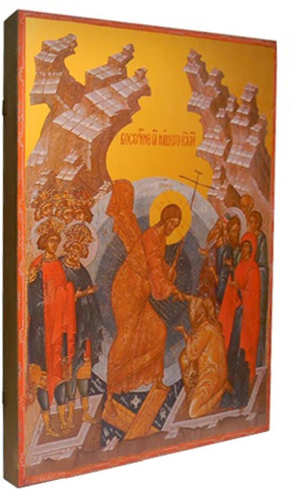Икона Воскресение Христово