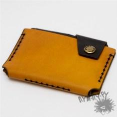 Кожаный кошелек Стиляга