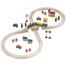Детская железная дорога Дечин