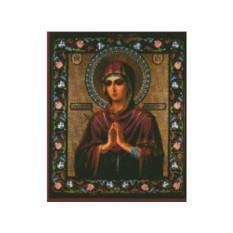 Вышивка стразами «Богородица. Умягчение злых сердец»