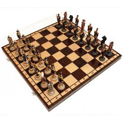 Шахматы Русские - Французы
