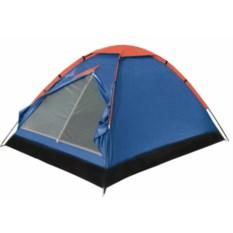 Сине-оранжевая палатка BTrace Space