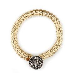 Плетеный браслет Davy Jones