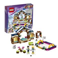 Конструктор Lego Friends Горнолыжный курорт. Каток