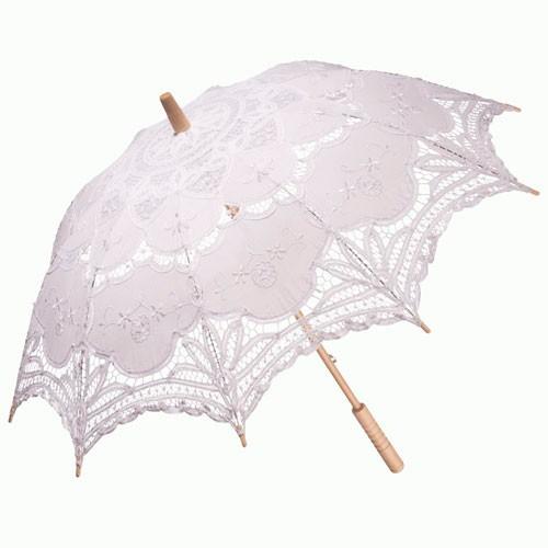 Зонт Небо в кружевах