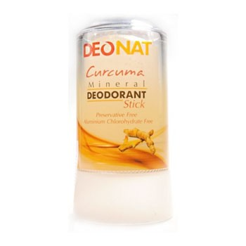 Дезодорант-кристалл свежести Deonat с куркумой