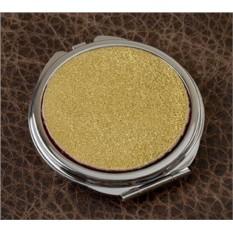 Карманное зеркальце, коллекция Elole Design (золотой, тип 2)