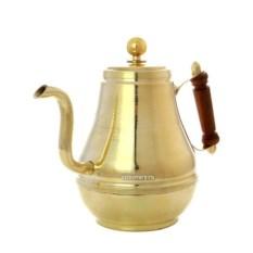 Латунный заварочный чайник Москва (0,9 л)