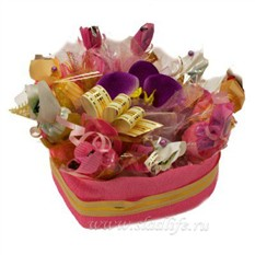 Букет из конфет Дарю тебе