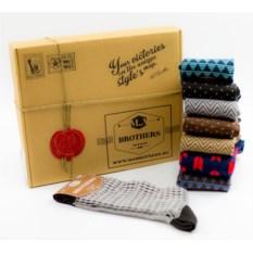 Подарочный набор мужских носков Brotners