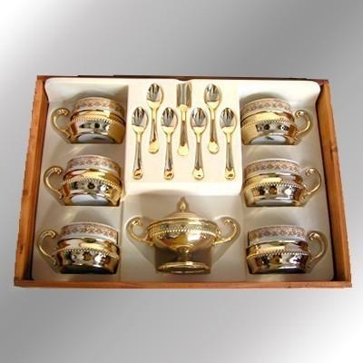 Чайный набор на 6 персон Приятного чаепития
