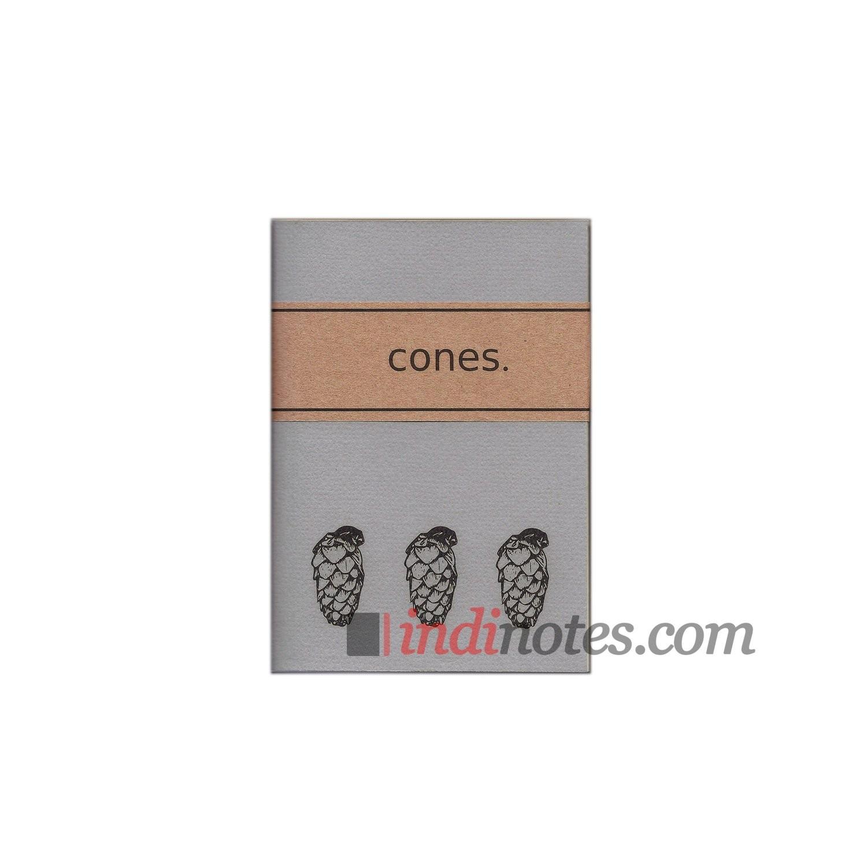 Тетрадь-скетчбук Way Cones