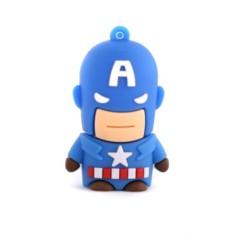 Флешка Капитан Америка