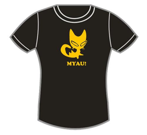Футболка Myau!