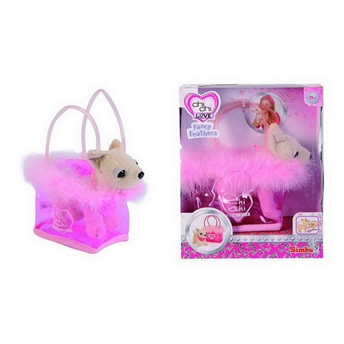 Мягкая игрушка с сумкой Чихуахуа