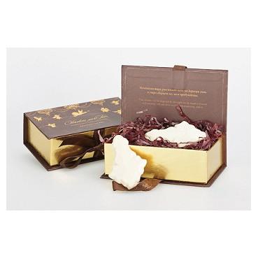 Оригинальное мыло с цветочным ароматом «Хрустальный бал»