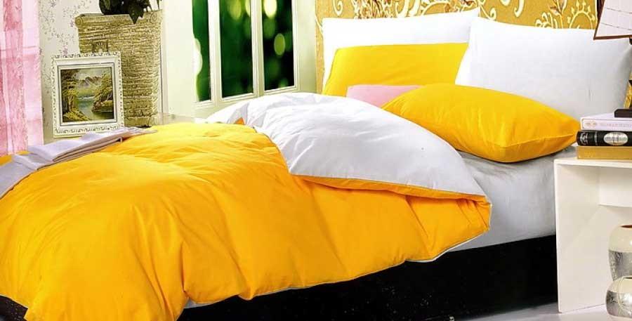 Купон на постельное белье из однотонного сатина LifeStyle