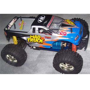 Трековая модель Monster truck