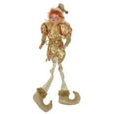Интерьерная декоративная кукла Эльф