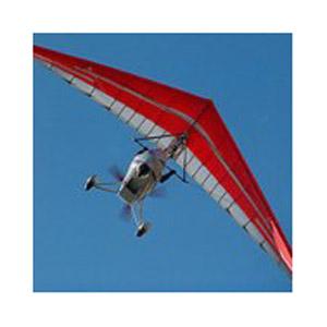 Полет на мотодельтаплане